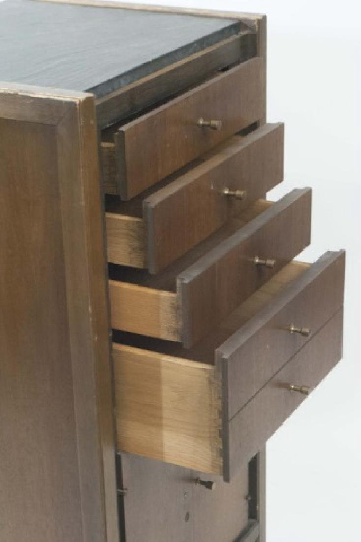 Mid Century Modern Standing Chest of Drawers - 2