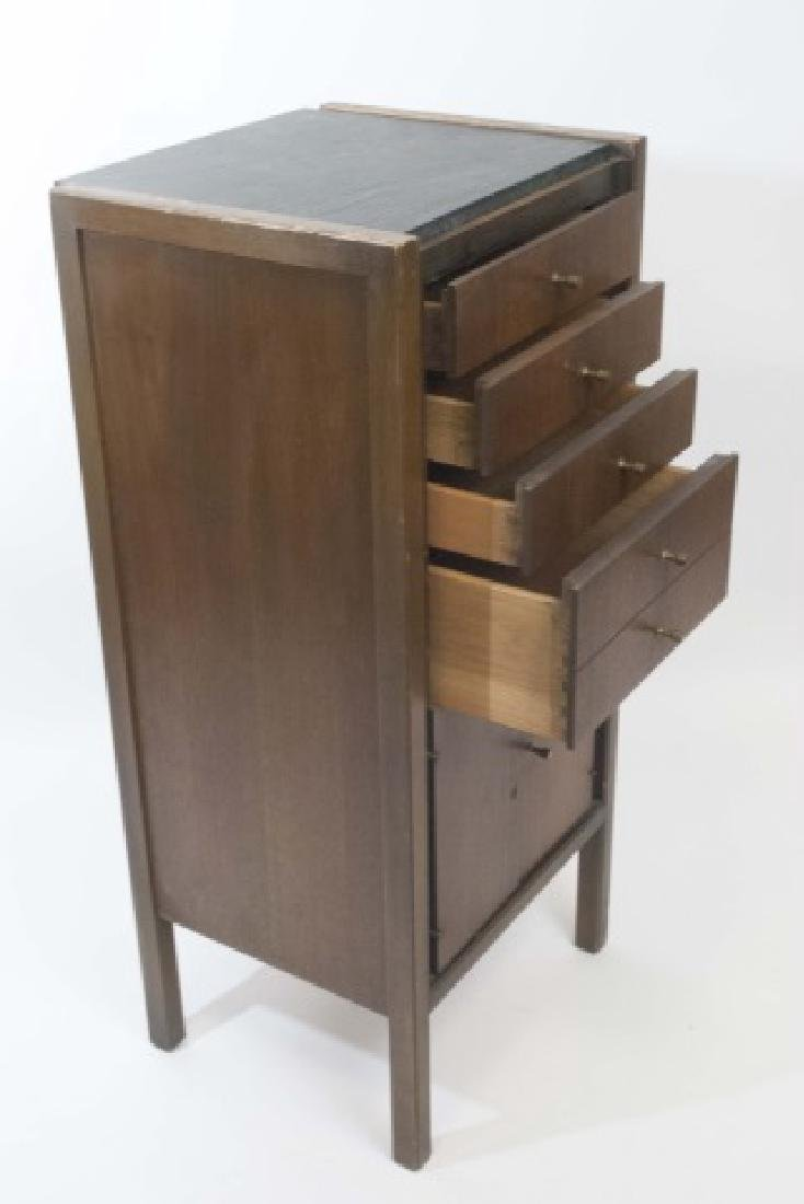 Mid Century Modern Standing Chest of Drawers - 3