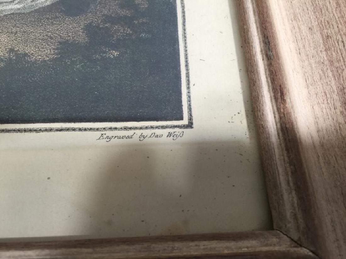 Pair Antique 19th C English George Morland Prints - 6