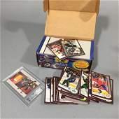 NHL Topps Hockey Card Set & Lemieux Card
