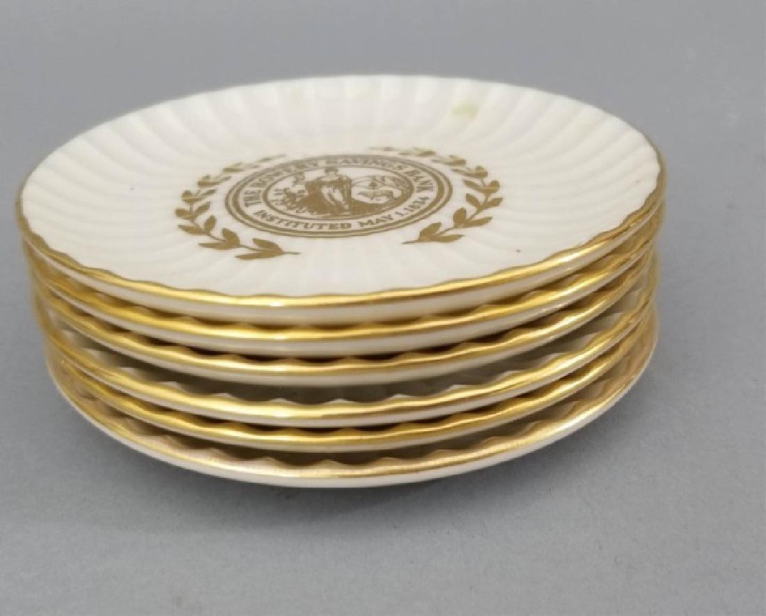 Assorted Royal Worcester & Lenox Plates - 6