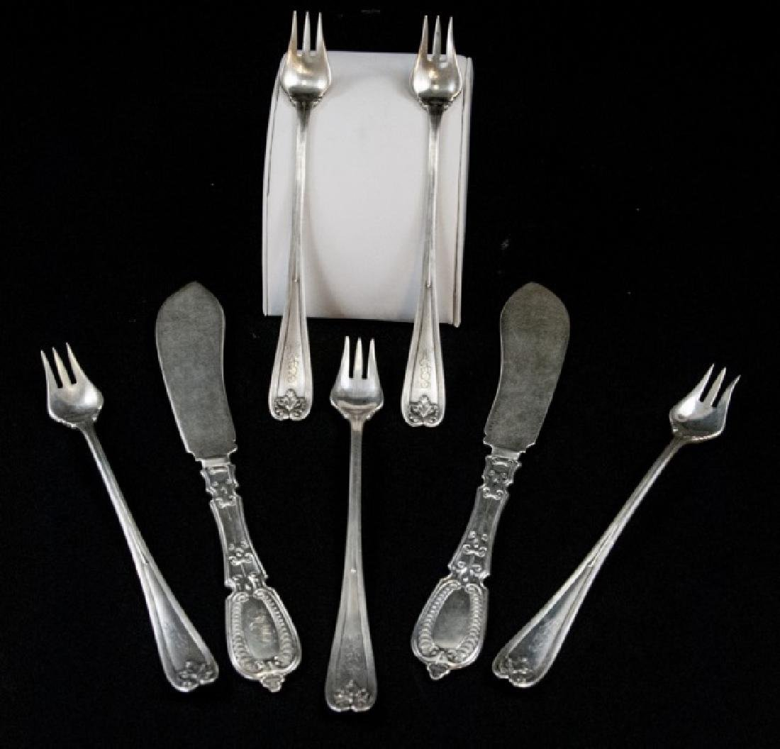 Assorted Antique Tiffany & Co Sterling Silver