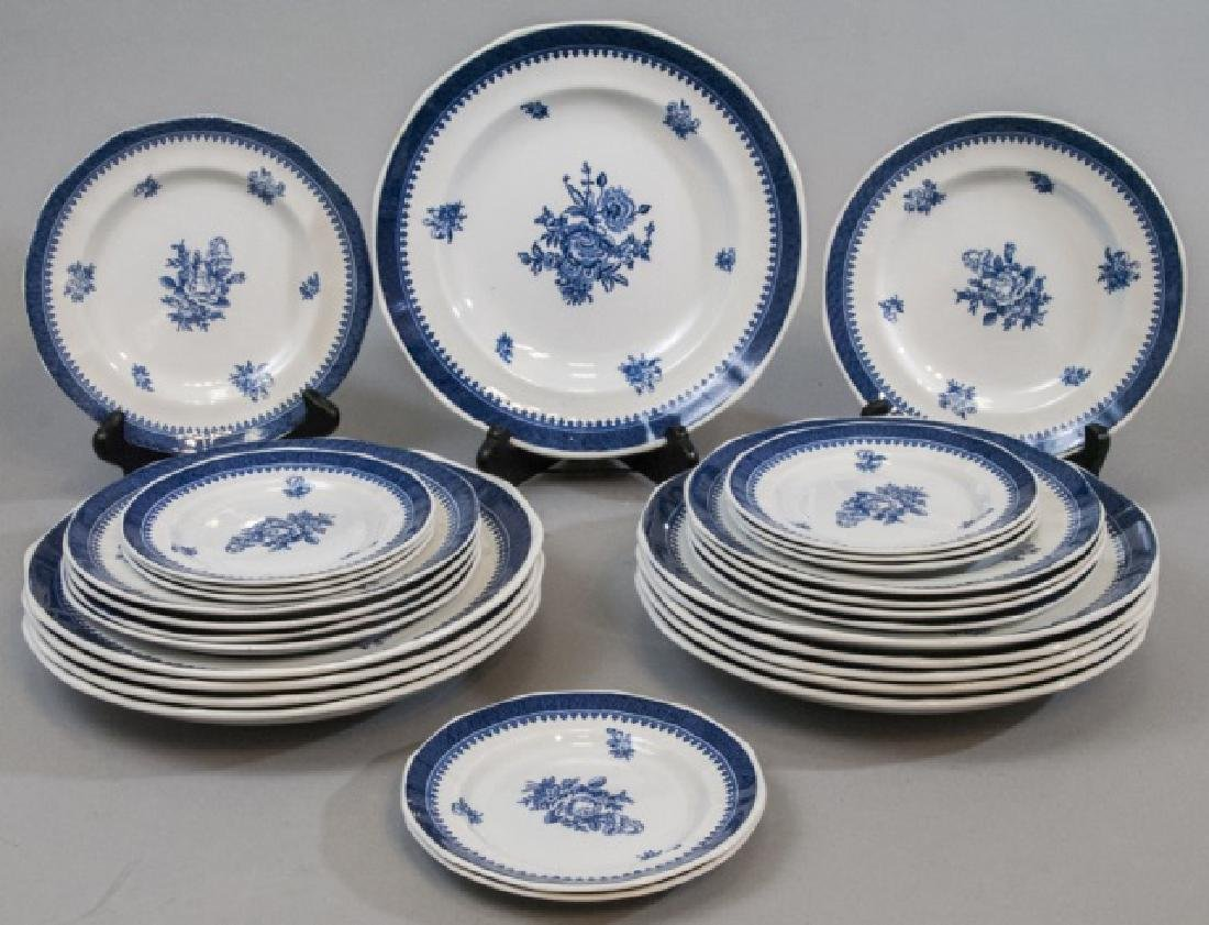 Dinner, Luncheon & Cake Plates by Wedgwood