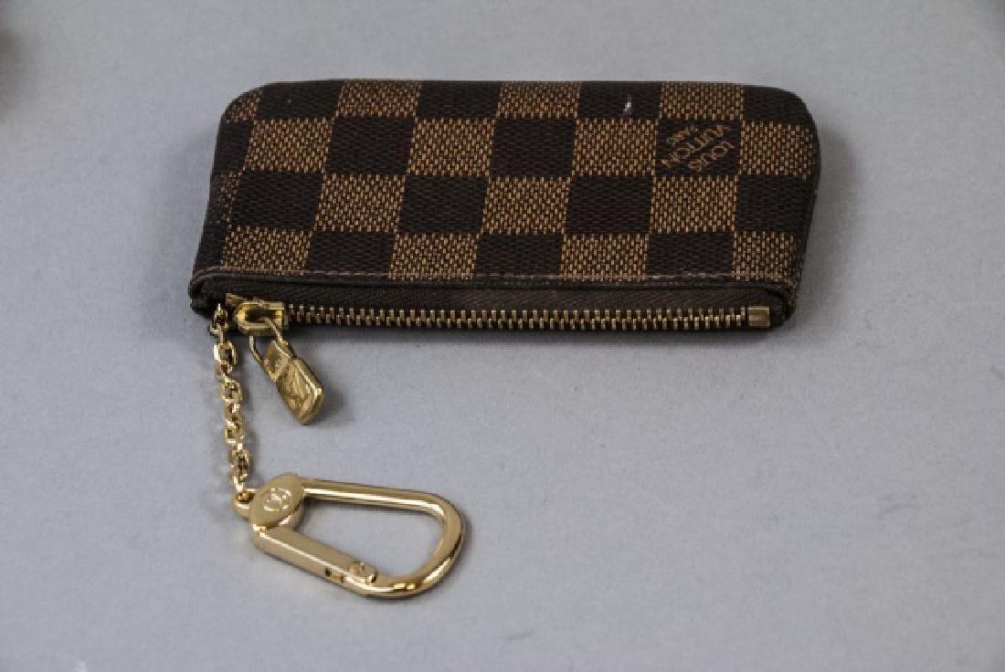 Louis Vuitton Change Purse & Cartier Key Holder - 2