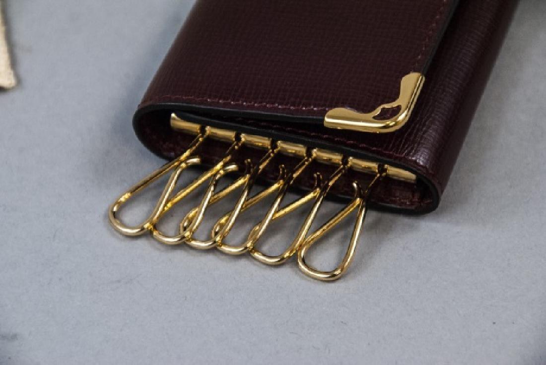 Louis Vuitton Change Purse & Cartier Key Holder - 5
