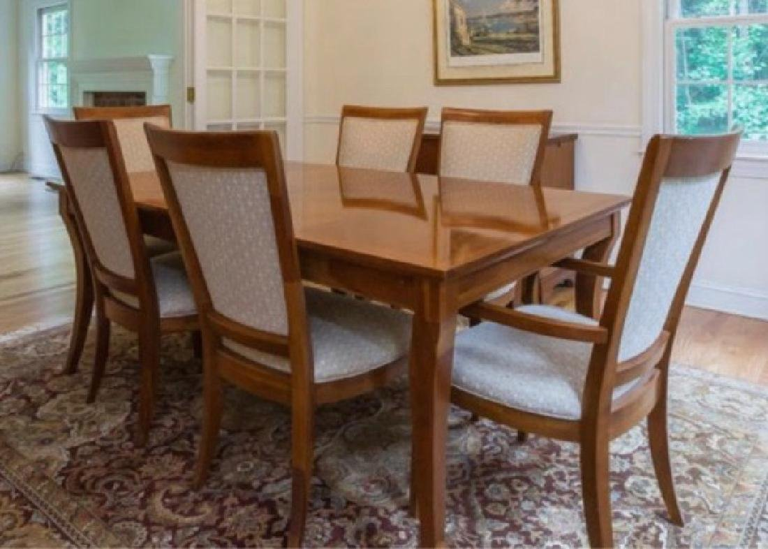 Six Contemporary Thomasville Dining Chairs