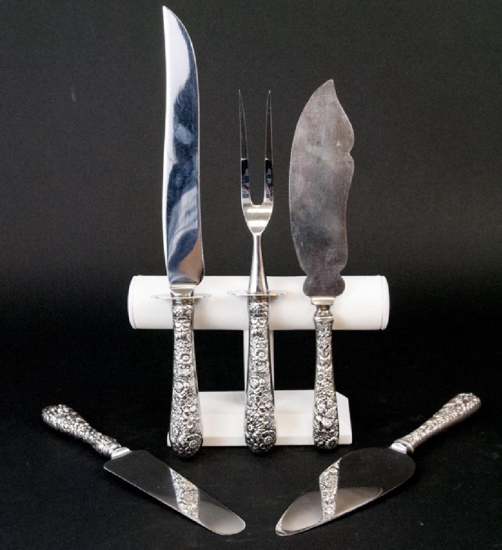 Sterling Silver Serving Ware - Stieff Kirk & Alvin