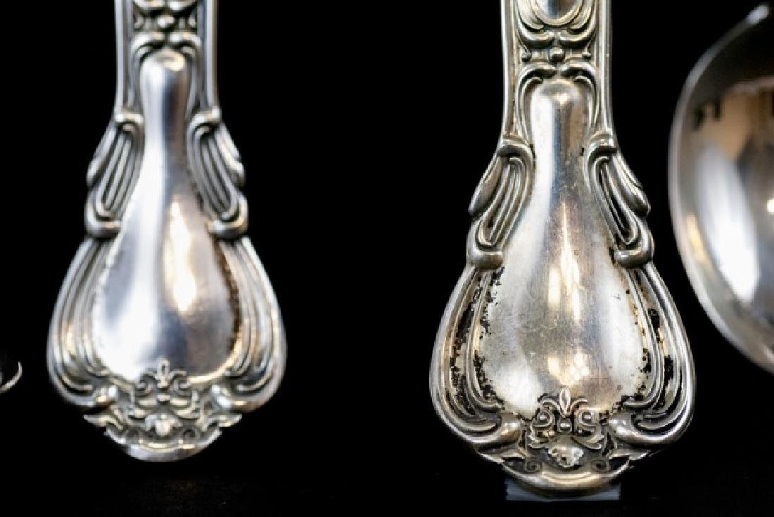 Antique Gorham Sterling Silver Serving Utensils - 2