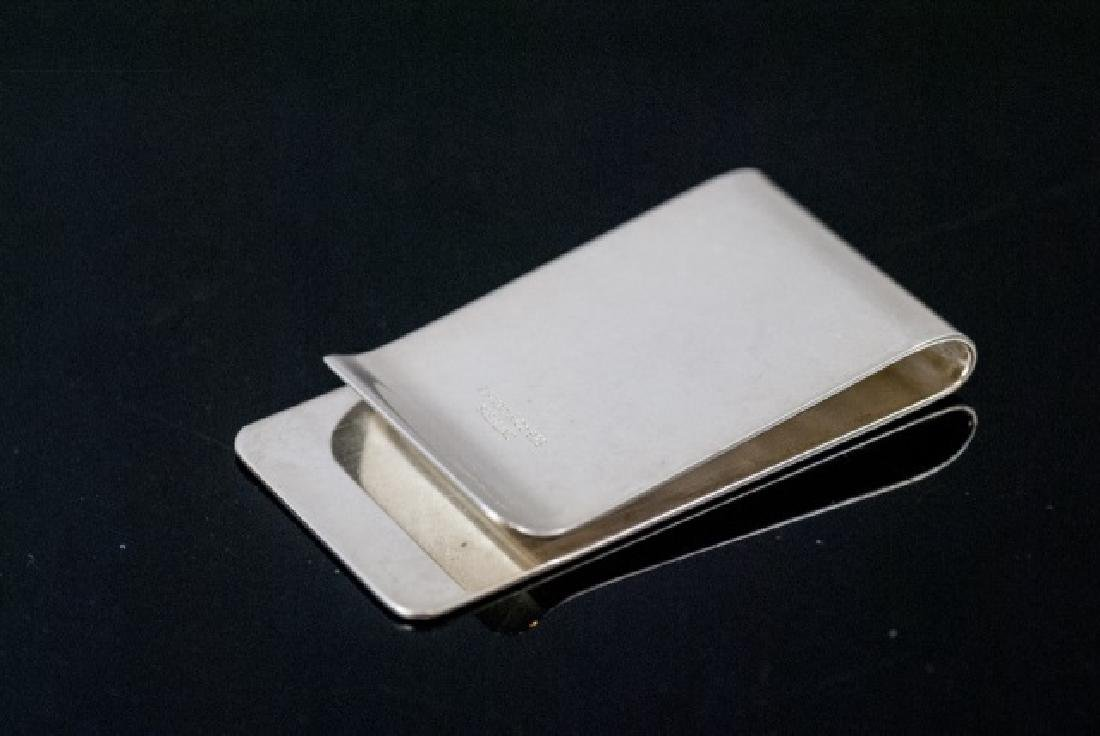 Tiffany & Co Sterling Silver Money Clip - 3