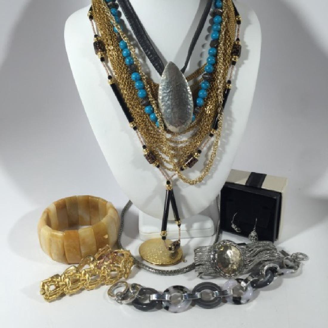 Collection of Vintage & New Costume Jewelry Pieces