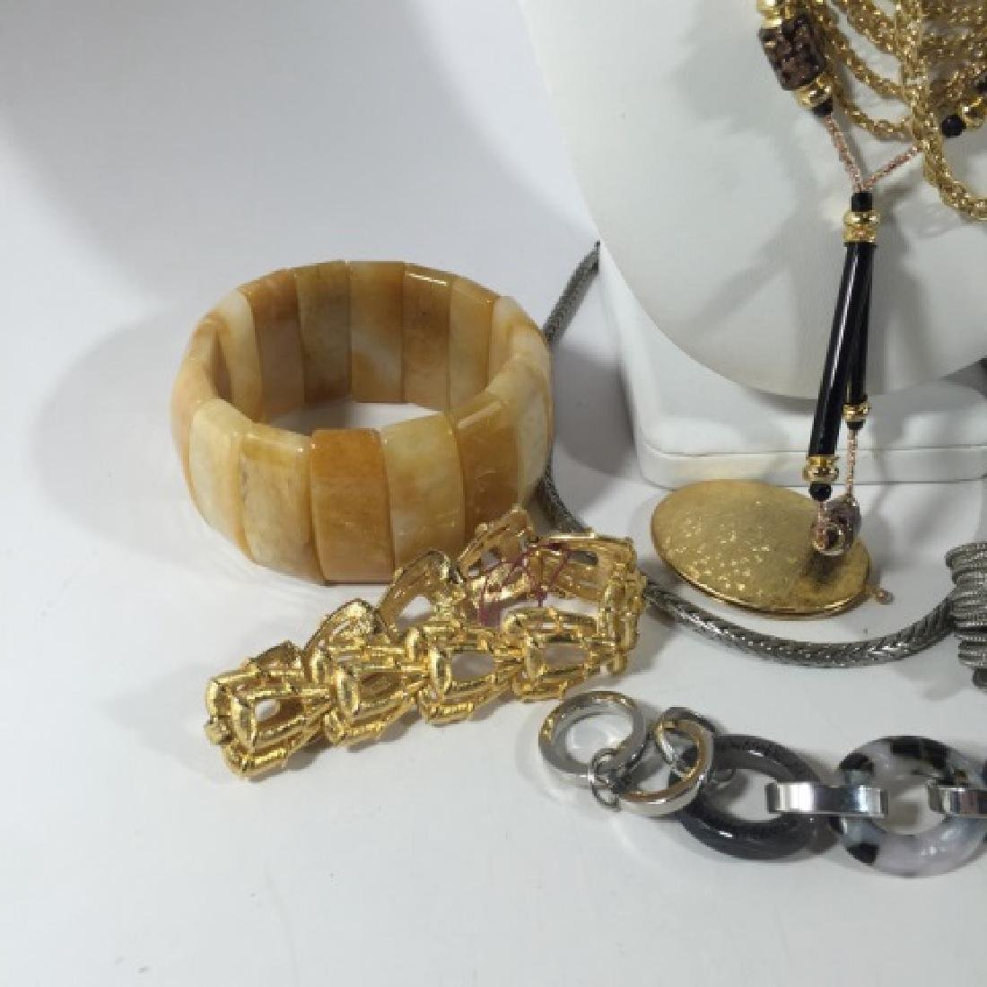 Collection of Vintage & New Costume Jewelry Pieces - 2