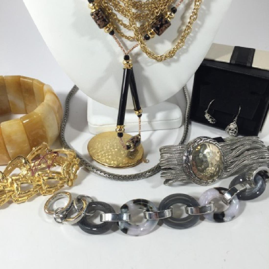 Collection of Vintage & New Costume Jewelry Pieces - 3