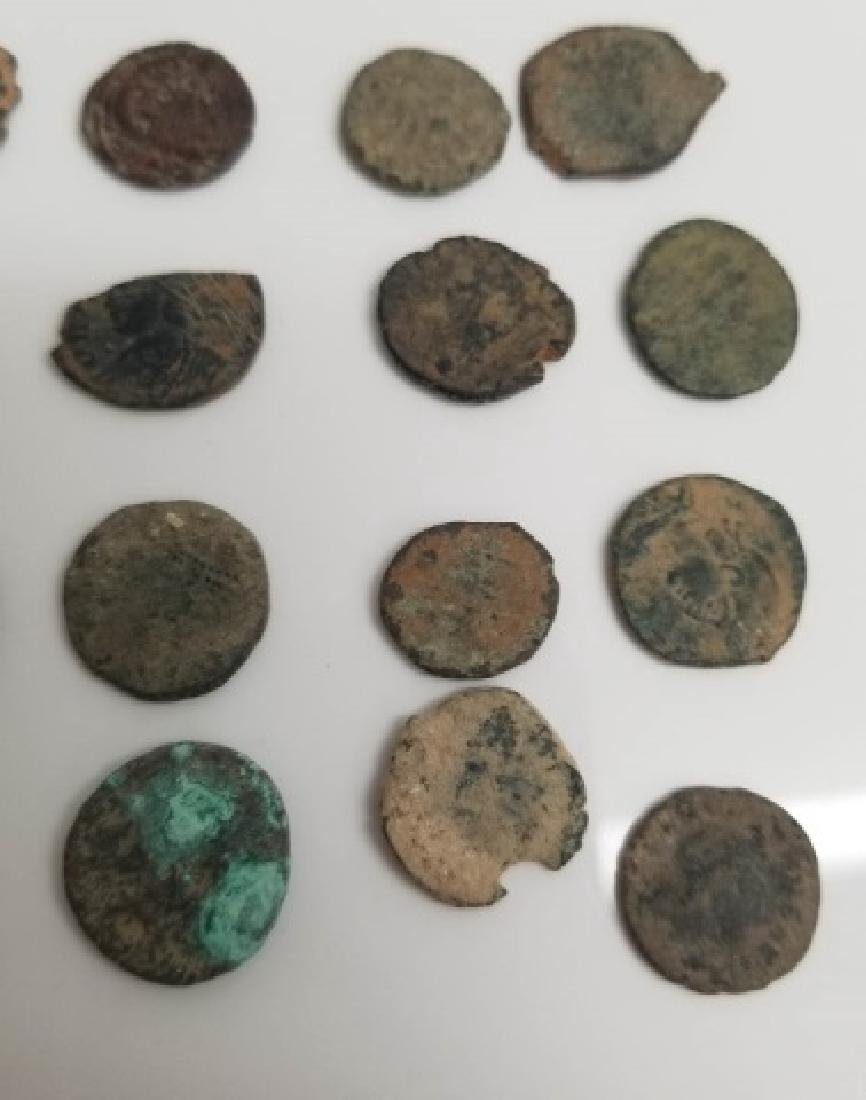 Collection Ancient Greek & Roman Coins - 4