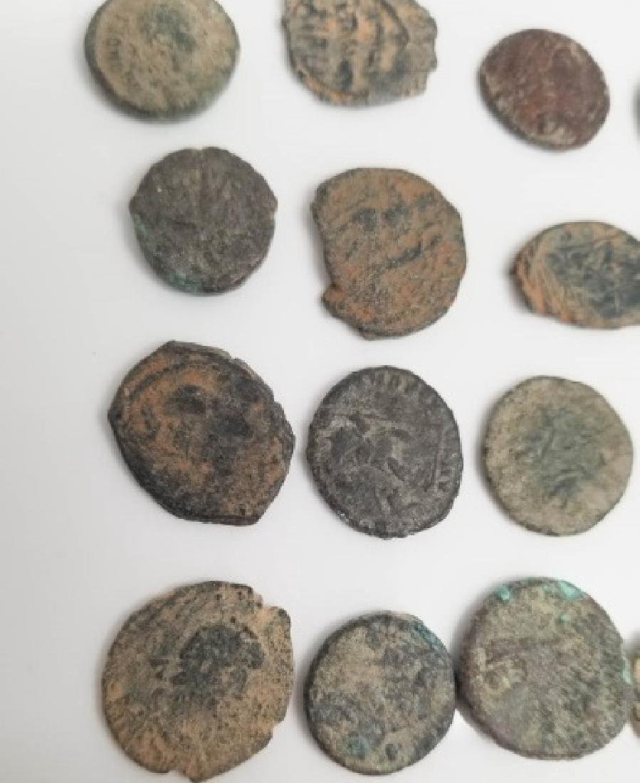 Collection Ancient Greek & Roman Coins - 7