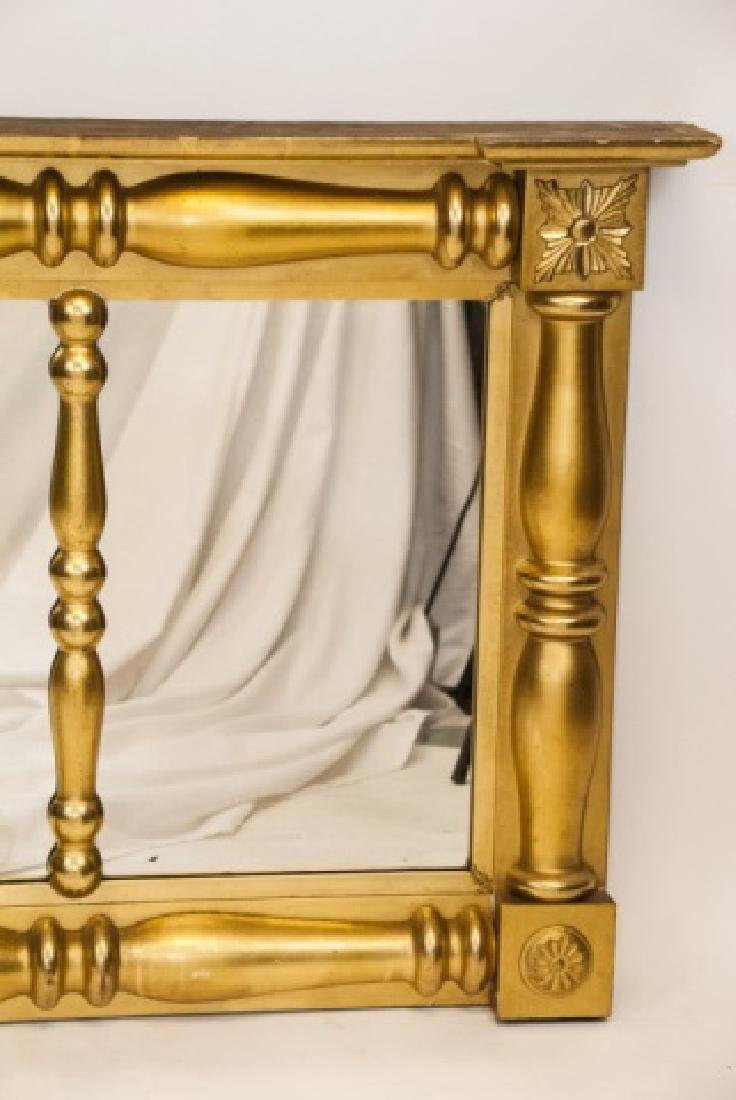 American Antique 19th Century Federal Style Mirror - 4