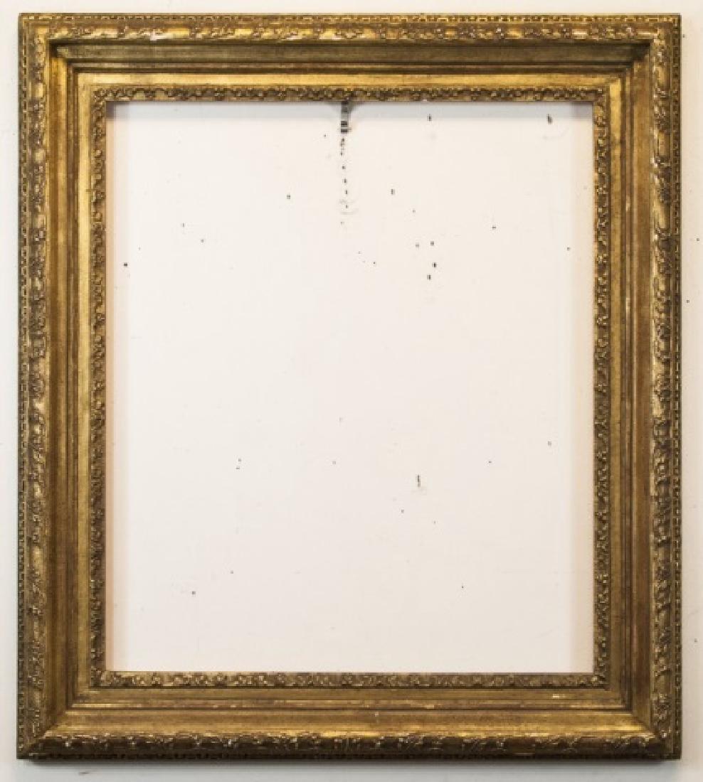Quality Custom Made Gold Leaf Painting Frame