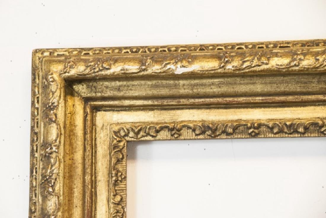 Quality Custom Made Gold Leaf Painting Frame - 4