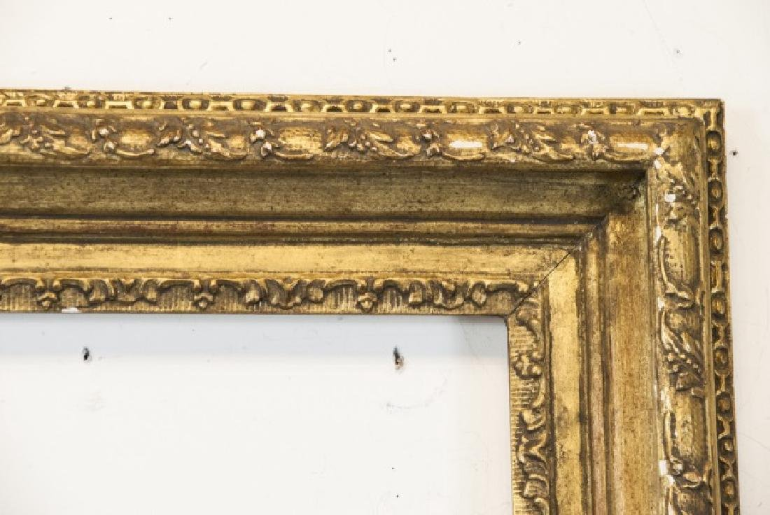 Quality Custom Made Gold Leaf Painting Frame - 5