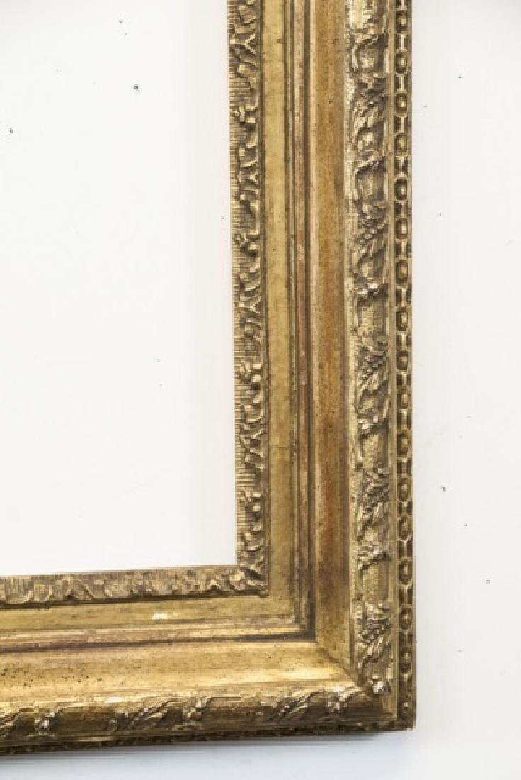 Quality Custom Made Gold Leaf Painting Frame - 6