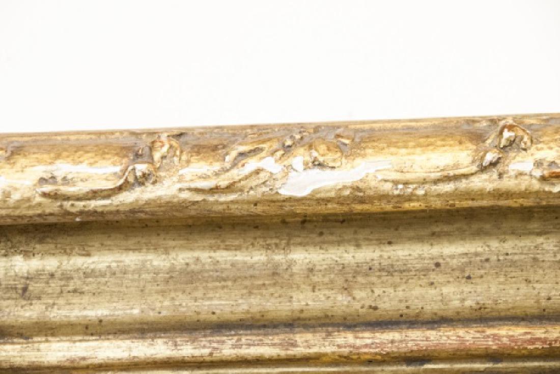 Quality Custom Made Gold Leaf Painting Frame - 9