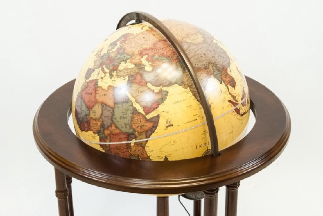 "George Cram Co. ""Classica"" Globe on Stand - 4"