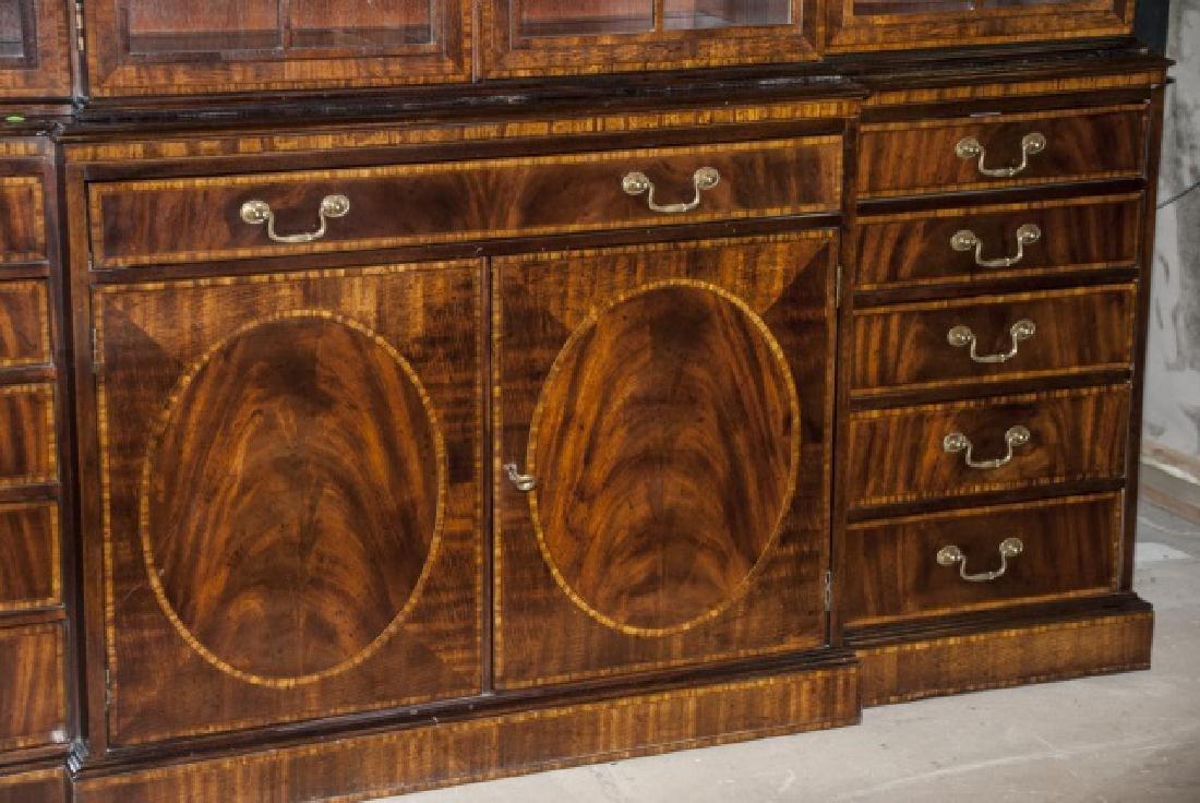 Henredon English Adam Style China Cabinet - 2