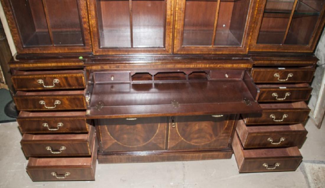 Henredon English Adam Style China Cabinet - 4