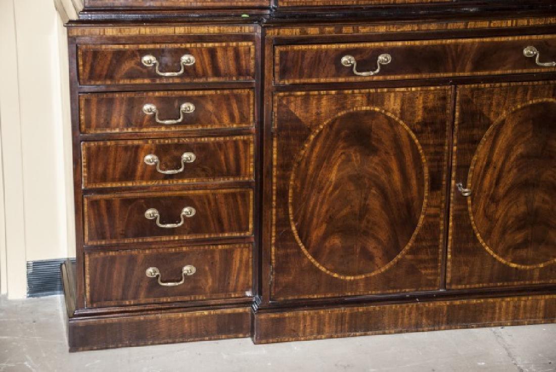 Henredon English Adam Style China Cabinet - 5