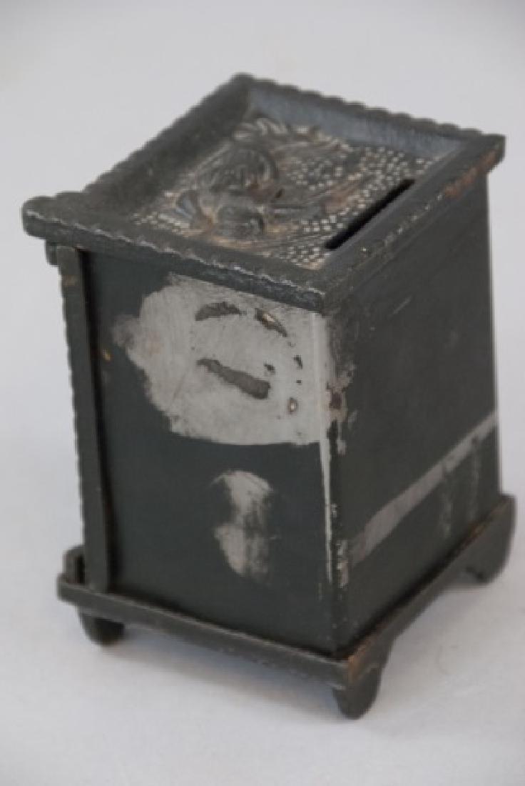 Antique NY Telephone Padlock & Toy Bank - 7