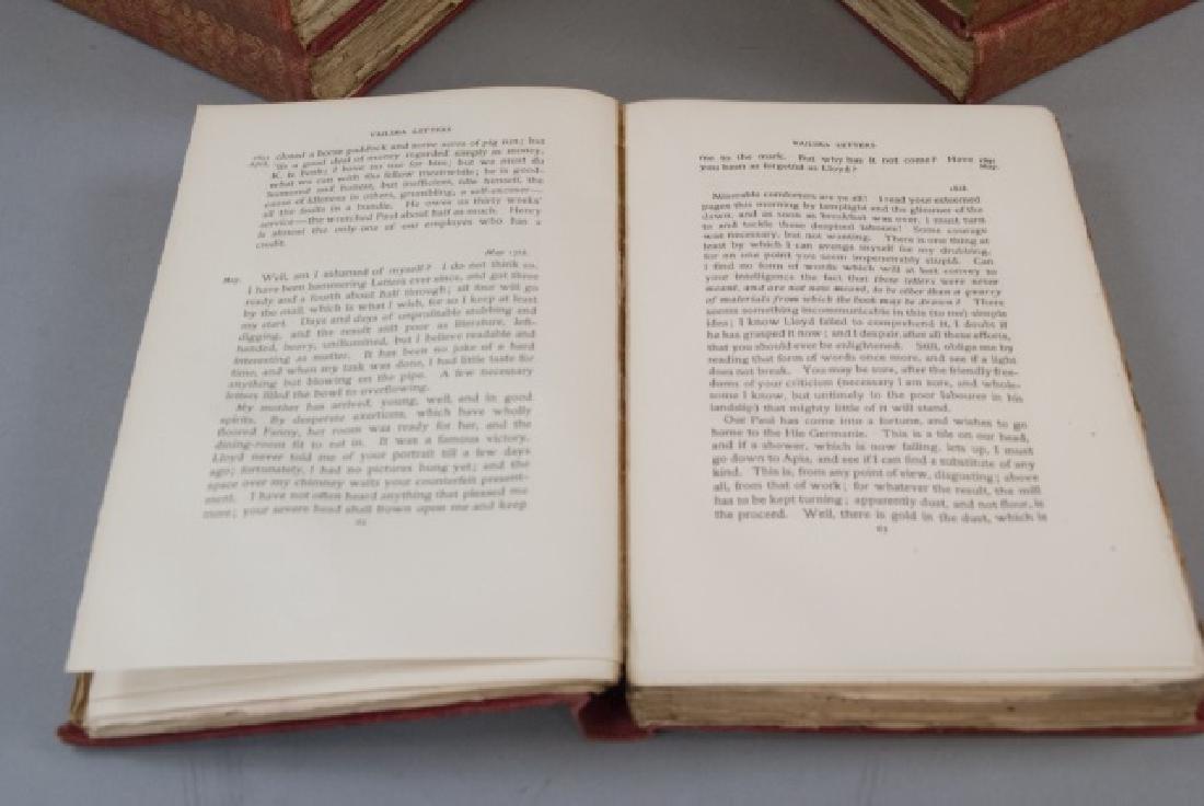Antique 20 Book Set Of Robert Louis Stevenson Work - 8
