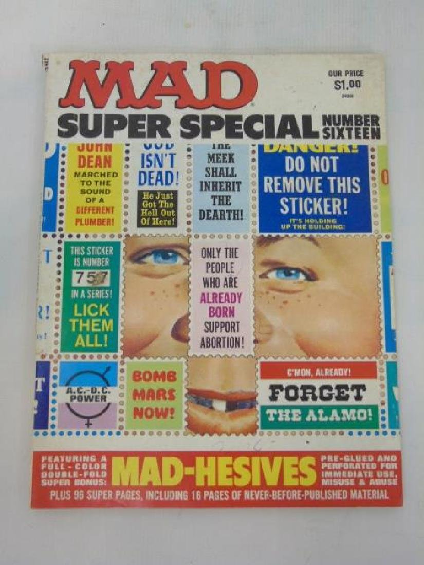 Vintage MAD & CRACKED '70's Magazines (7) - 2