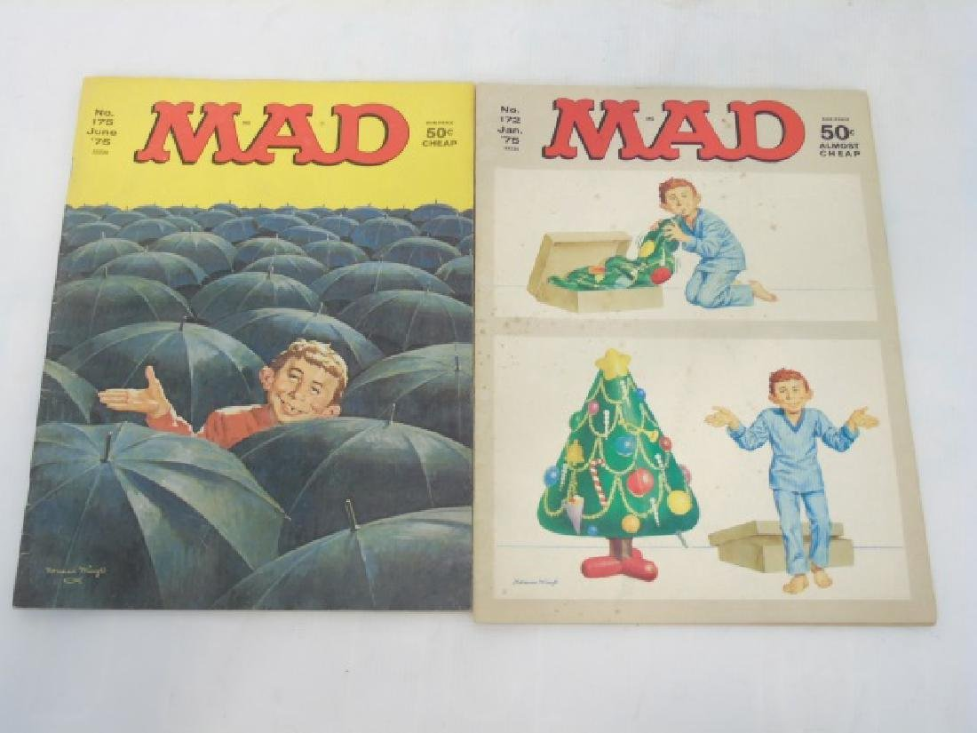 Vintage MAD & CRACKED '70's Magazines (7) - 3