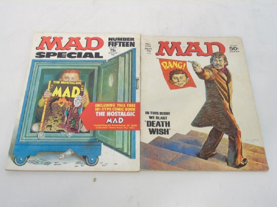 Vintage MAD & CRACKED '70's Magazines (7) - 4
