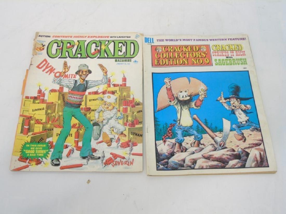 Vintage MAD & CRACKED '70's Magazines (7) - 5