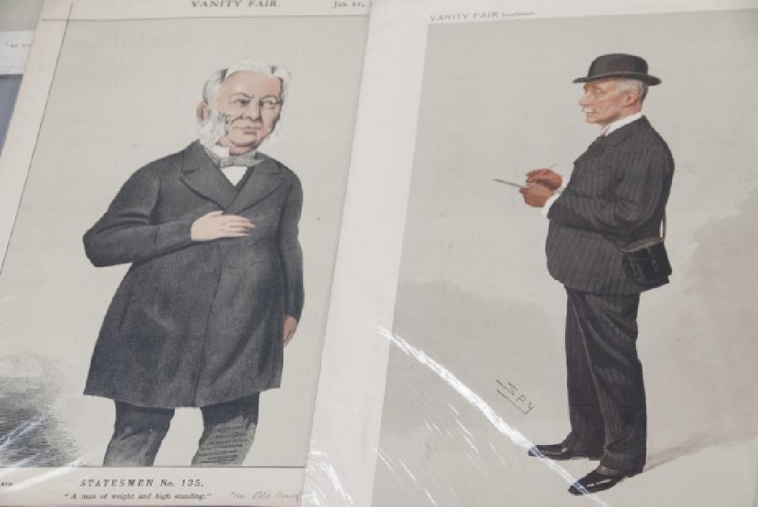 19th Century Vanity Fair Magazine Prints - 4