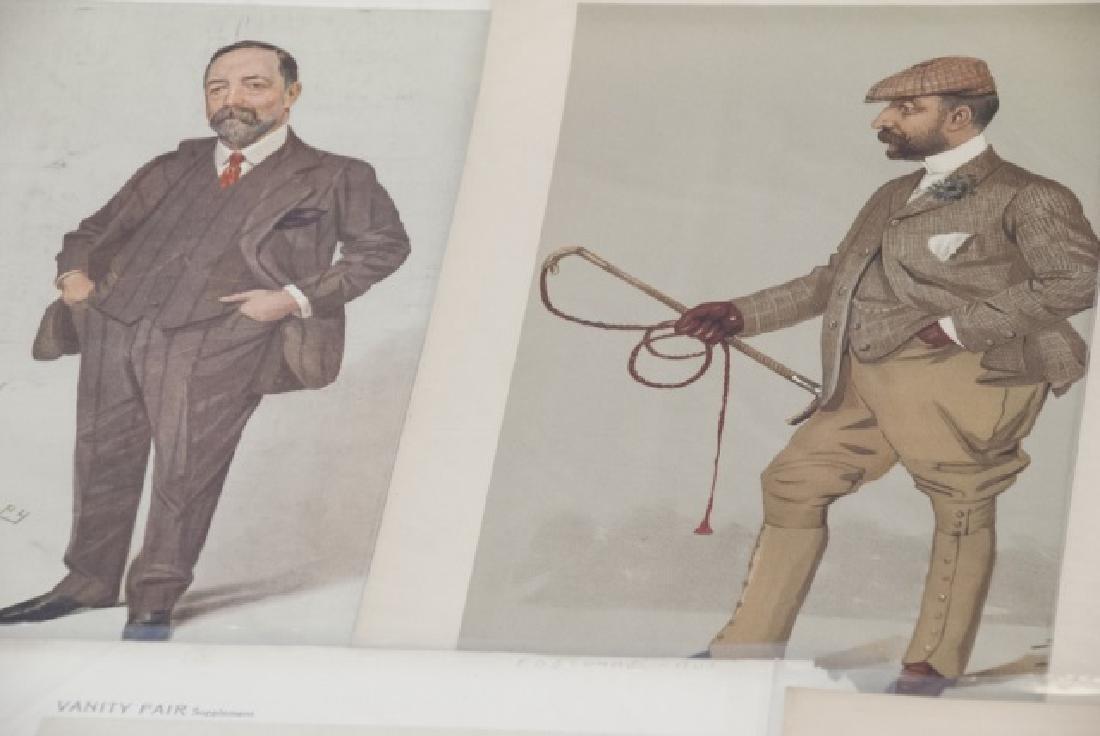 19th Century SPY Vanity Fair Magazine Prints - 3