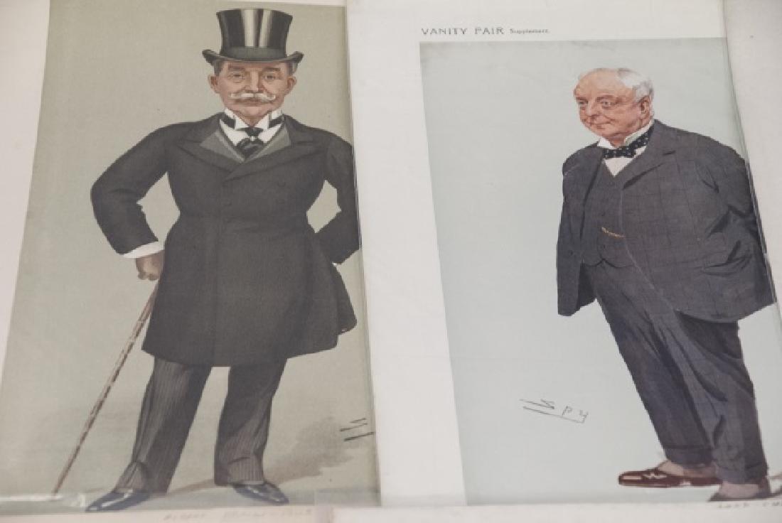 19th Century SPY Vanity Fair Magazine Prints - 4