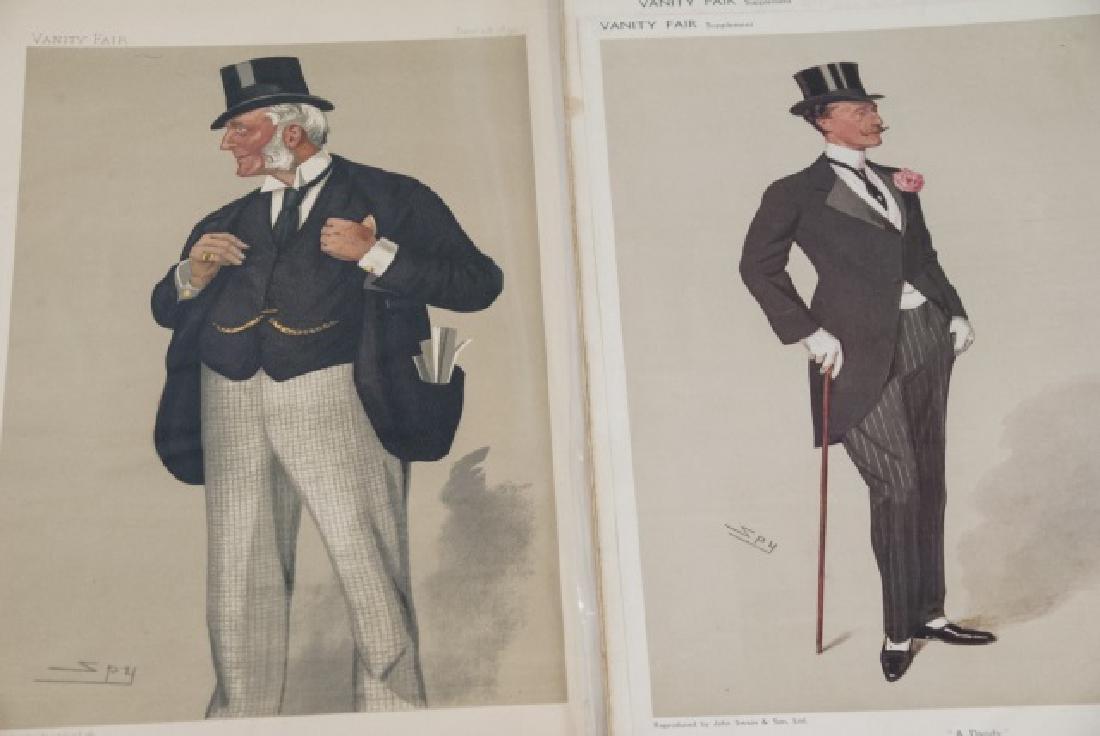 19th Century SPY Vanity Fair Magazine Prints - 6