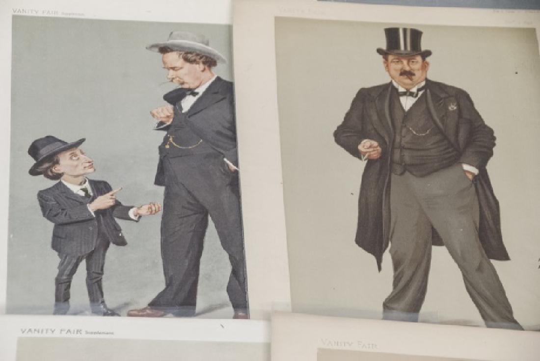 19th Century Vanity Fair SPY Lithography Prints - 7