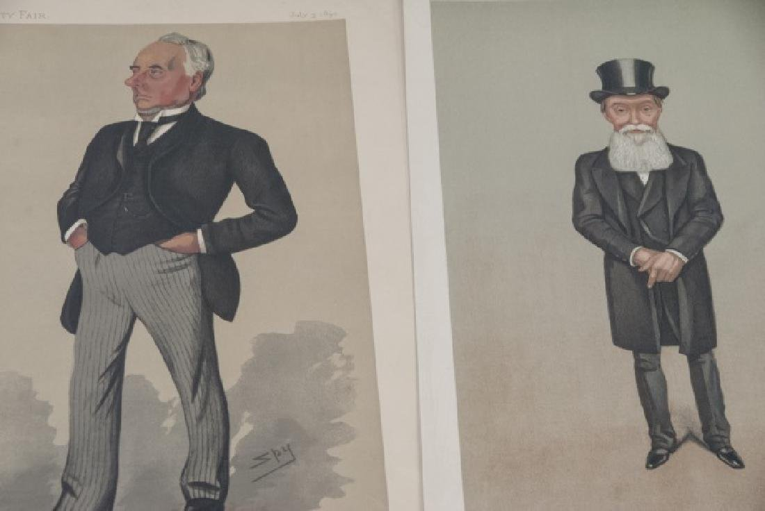 19th Century Vanity Fair SPY Lithography Prints - 2