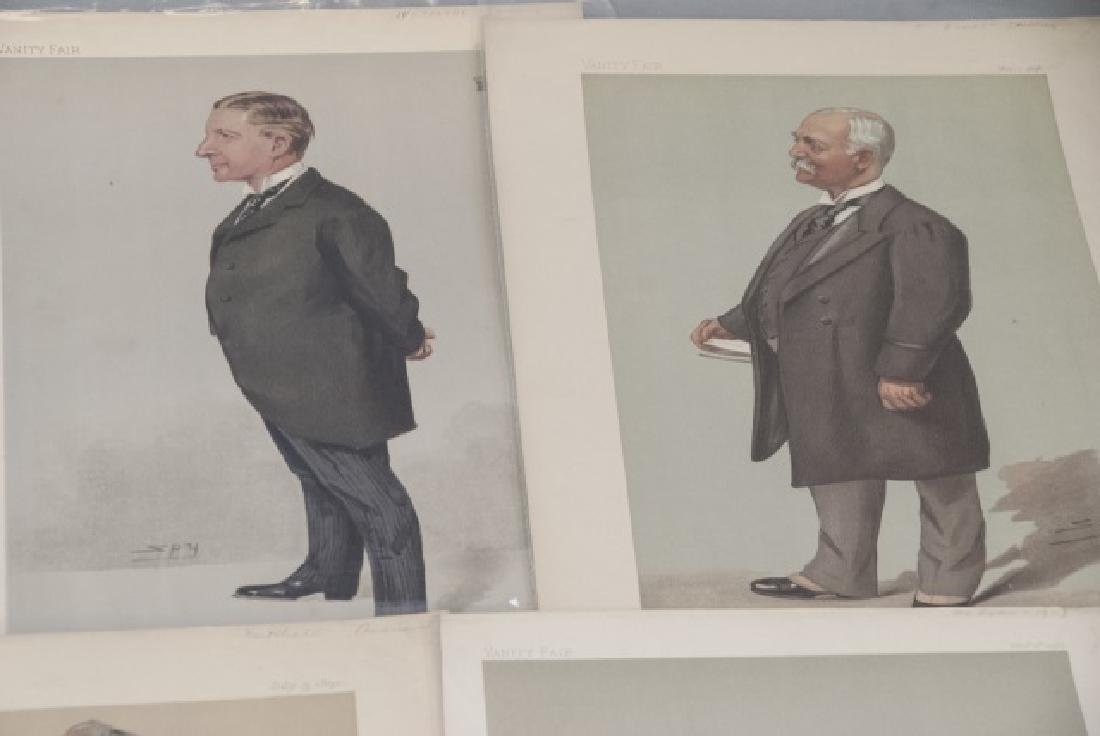 19th Century Vanity Fair SPY Lithography Prints - 6