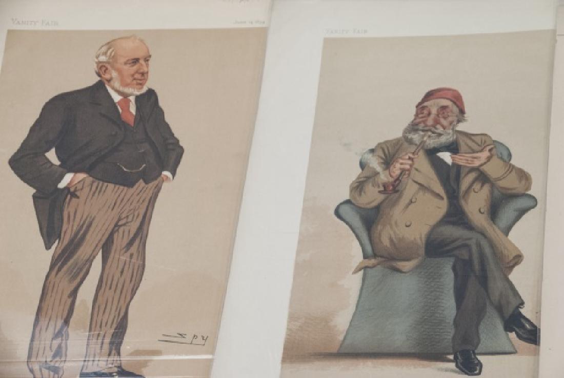 19th Century Vanity Fair SPY Lithography Prints - 3