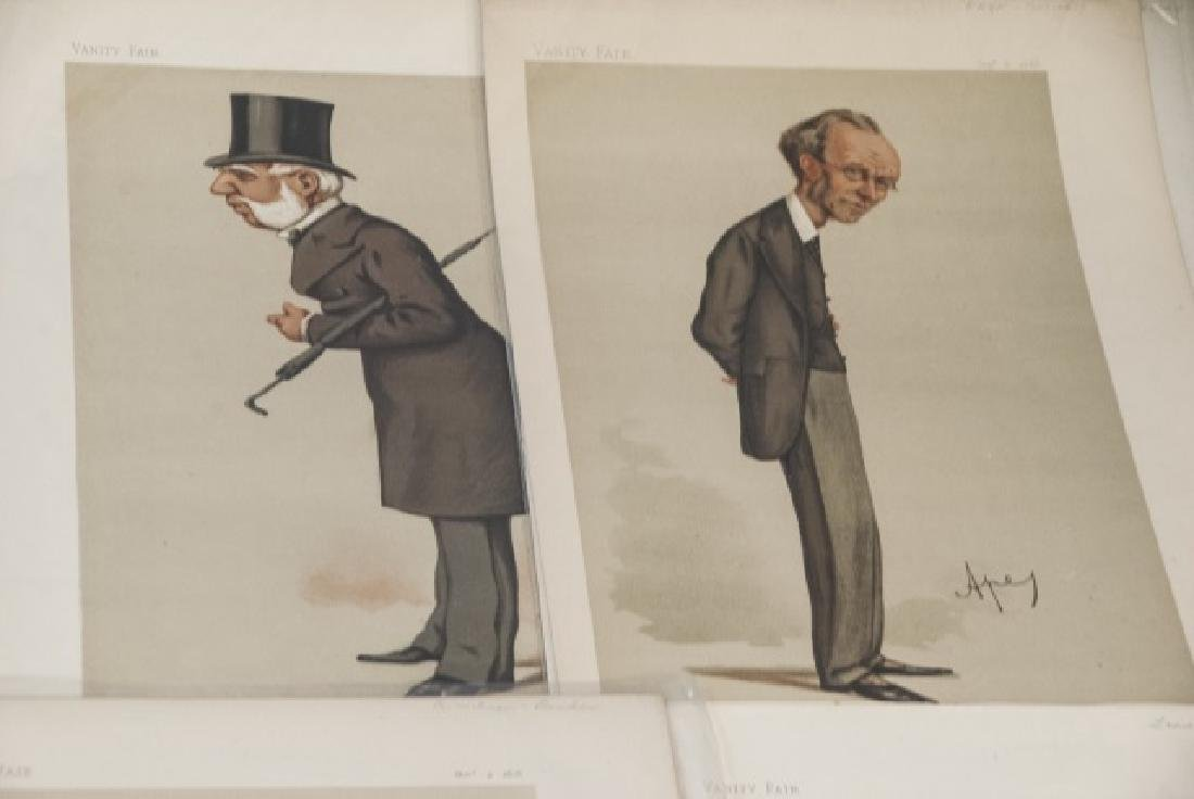 19th Century Vanity Fair Apey Lithography Prints - 7