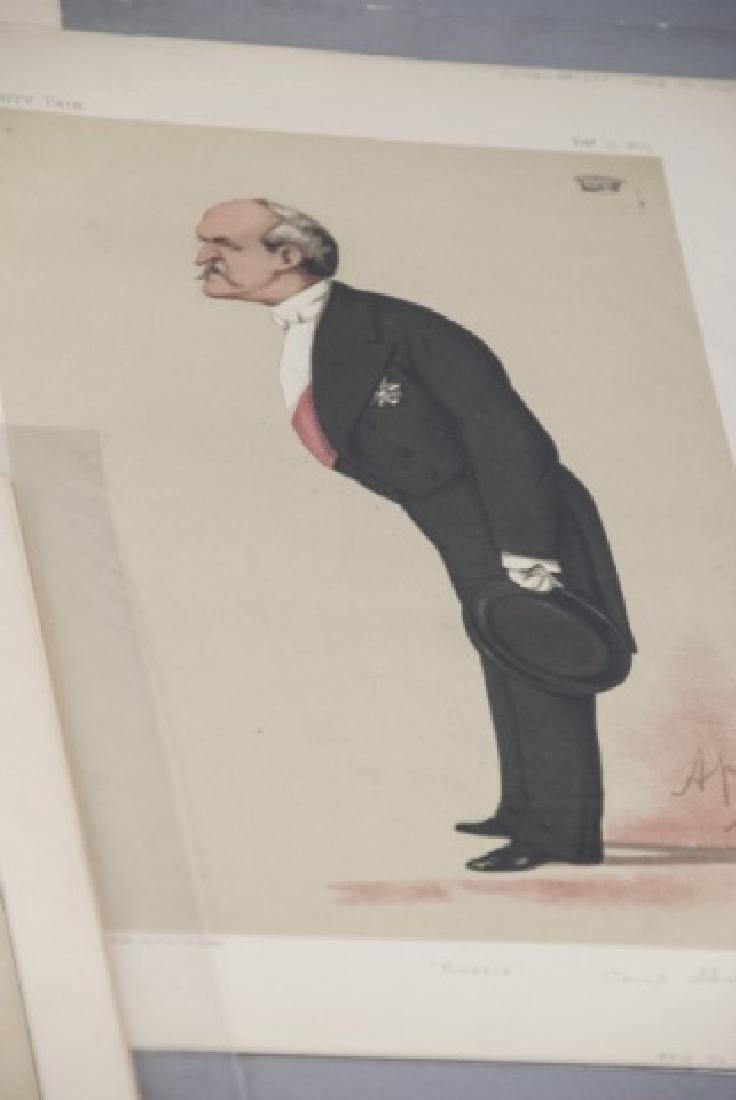 19th Century Vanity Fair Lithography Prints - 4