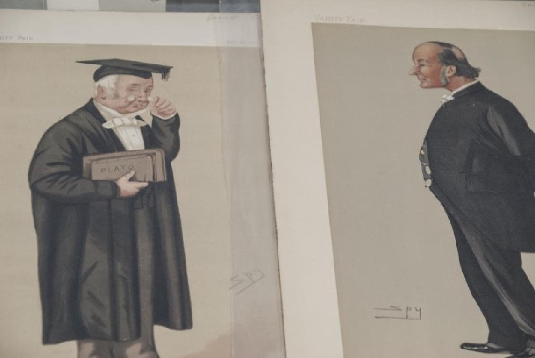 19th Century Vanity Fair SPY Lithography Prints - 5
