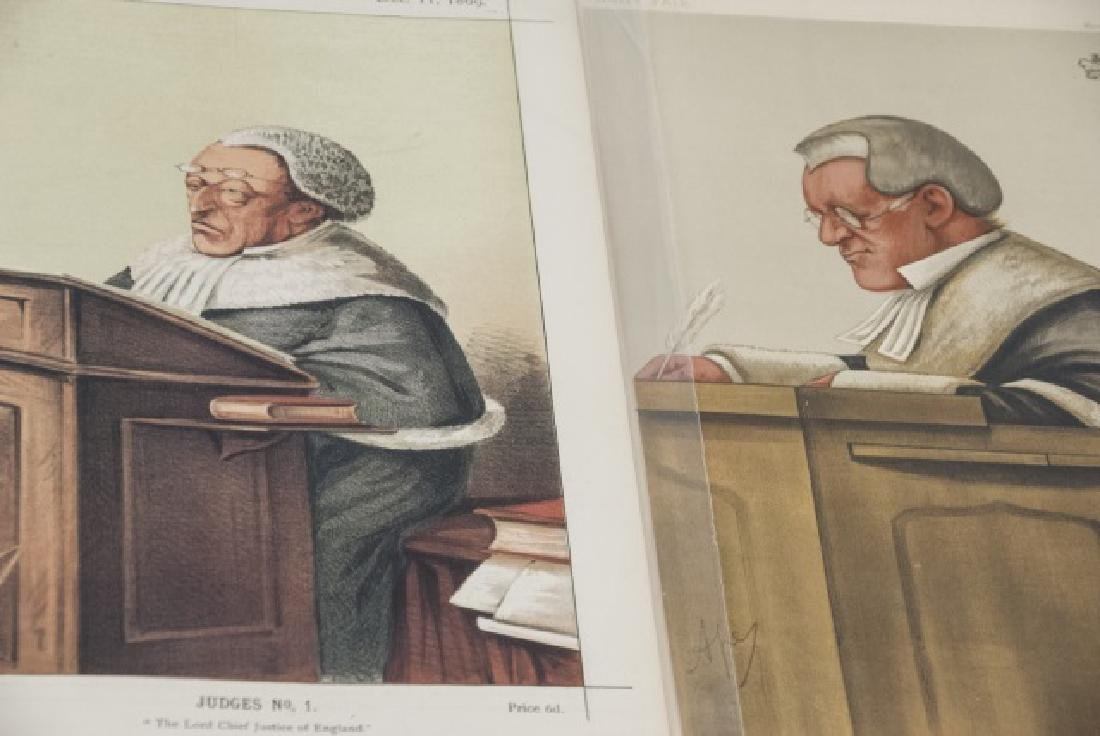 19th Century Vanity Fair APEY Lithography Prints - 3