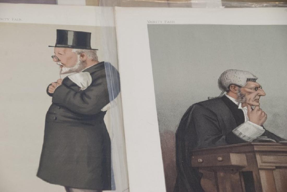 19th Century Vanity Fair 10 SPY Lithography Prints - 8