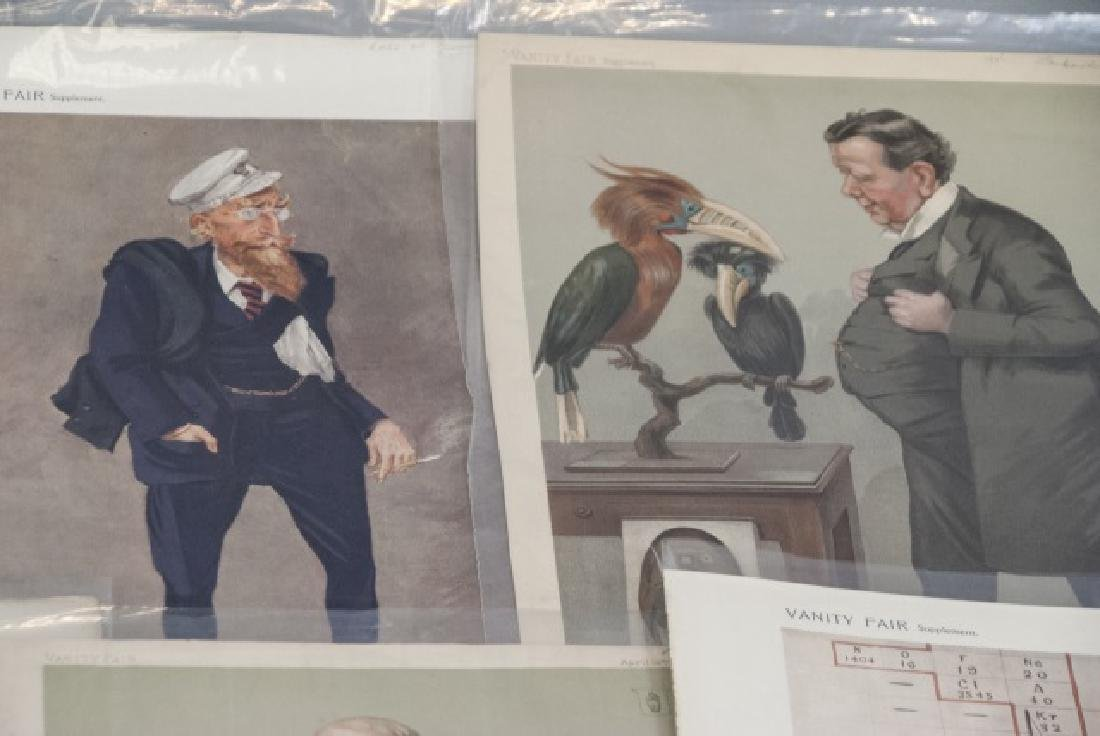 19th Century Vanity Fair 10 SPY Lithography Prints - 2