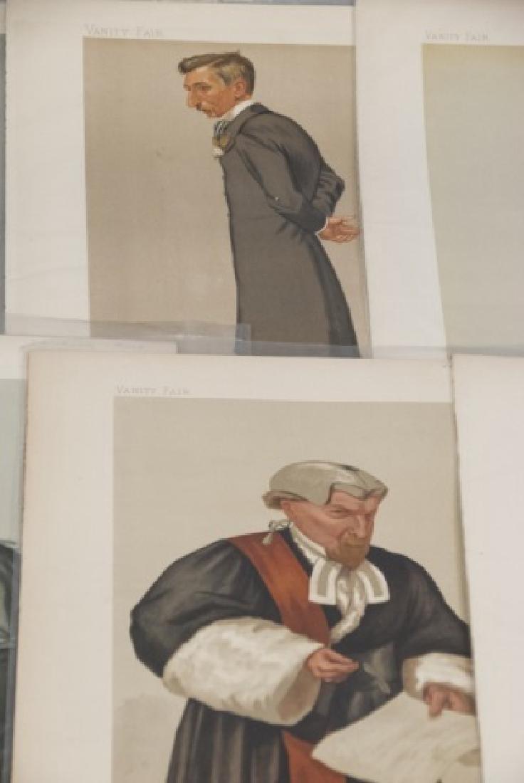 19th Century Vanity Fair 10 SPY Lithography Prints - 3