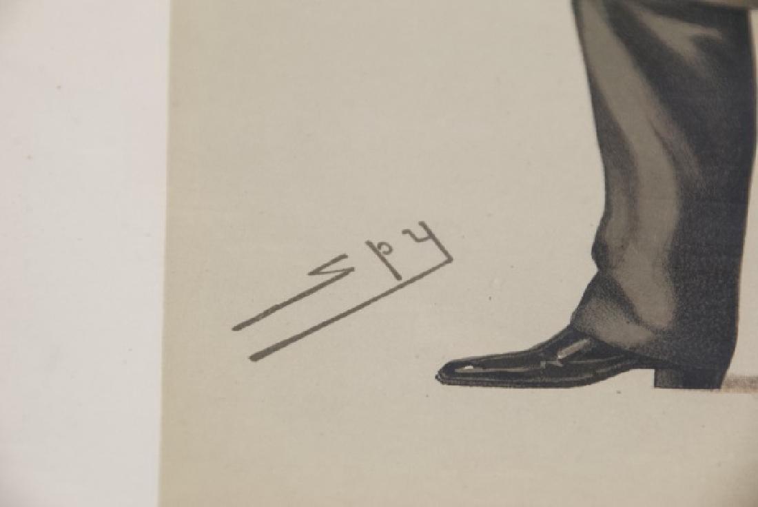 19th Century Vanity Fair 10 SPY Lithography Prints - 5
